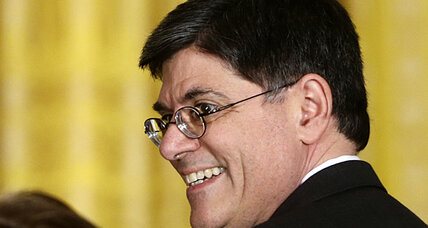 Jack Lew, picked for Treasury post, has ties to energy (+video)