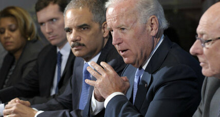 Suddenly, Joe Biden is everywhere. Are prospects for a 2016 run improving? (+video)