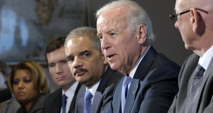 Biden to meet with NRA on gun policy ideas