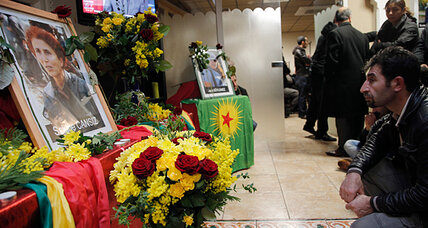 Three women 'executed' as 'dark forces' at work in Paris, says Kurdish official (+video)