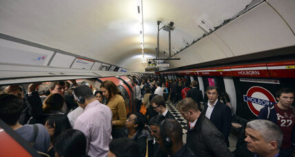 Tunnel vision: London celebrates 150th birthday of its iconic 'Tube'