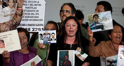'We are millions': Victims of organized crime in Mexico seek justice in new law