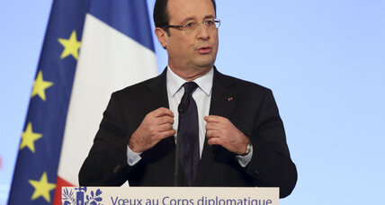 Hollande: France will help Mali after Islamists take town
