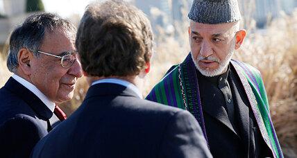 As Obama meets Karzai, future troop level in Afghanistan isn't only big issue