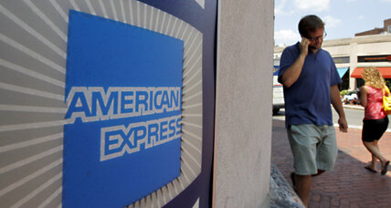 American Express to slash 5,400 jobs