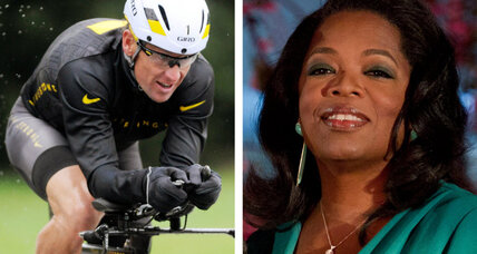 Lance Armstrong to admit doping to Oprah