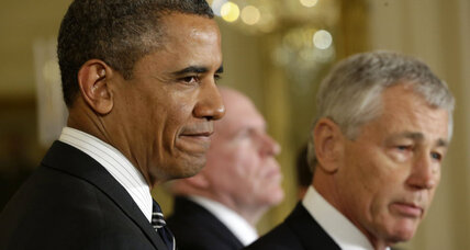 Senate 'old boy' network is misfiring on Hagel nomination (+video)