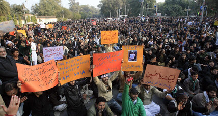 Protests spread in Pakistan over Shiite killings