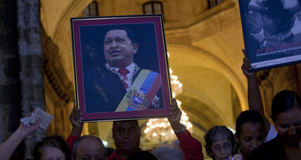 Top Venezuelan leaders head to Havana, Chavez's bedside