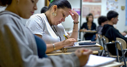 Will a makeover improve the GED's value?