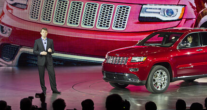 Jeep Grand Cherokee EcoDiesel debuts at Detroit auto show