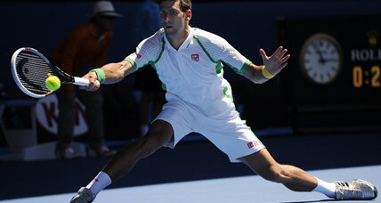 Djokovic, Sharapova, Williams win matches at Australian Open