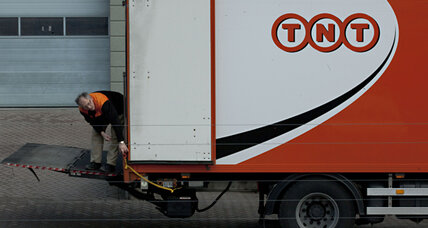 TNT Express takeover abandoned by UPS. $6.9B deal nixed.
