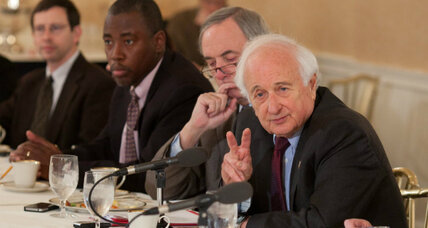 Rep. Sander Levin: Debt ceiling standoff may make tax reform harder