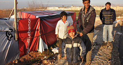 Memories of its own civil war dampen Lebanon's desire to help Syrian refugees