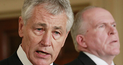 Chuck Hagel vs. the neocons