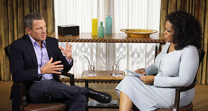 Oprah interview: Can Lance Armstrong rehabilitate his image?