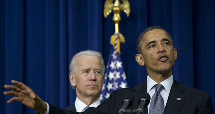 Obama, NRA clash over gun control (+video)
