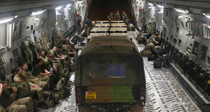 French troops set to engage Mali militants 'in coming hours'