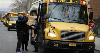 NYC bus strike: 152,000 students affected