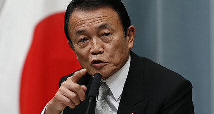 Japan tries fiscal stimulus (again)