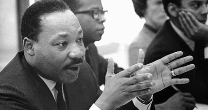 Martin Luther King Day: Tap the right kind of dissatisfaction