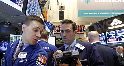 Stocks mixed; Boeing drags Dow down