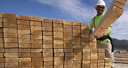 Housing rebound? Homebuilder confidence reaches seven-year high.