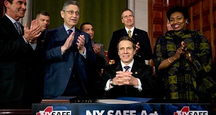 New York's new gun law: How might the NRA challenge it in court?