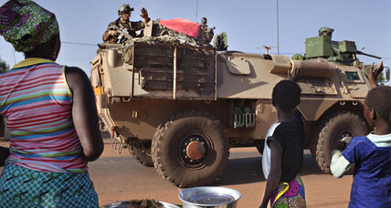 Europe backs French Mali mission with strong words, modest means