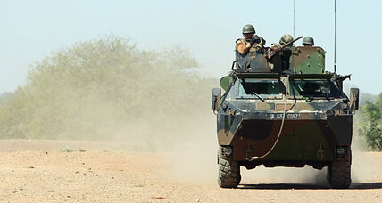 French forces in Mali take bridge at key north-south river divide