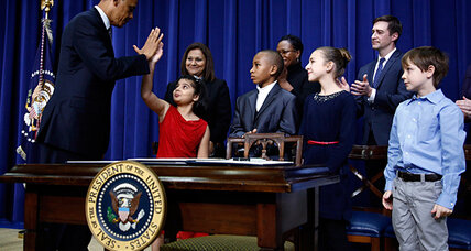 Beyond gun control: Will Obama's plans make schools safer? (+video)