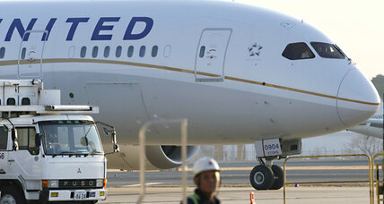 Boeing 787s grounded in US. Jets at risk for battery fires.