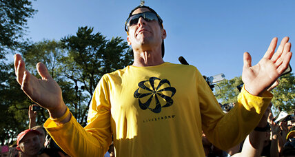 Lance Armstrong confesses. Can Livestrong survive?