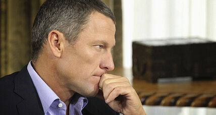 Lessons from Lance Armstrong: Comebacks are easier for politicians