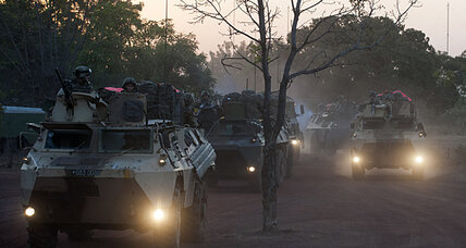 French forces may have captured key Mali town for second victory in war(+video)