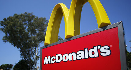 In United Arab Emirates, McDonald's fuels trucks with frier oil