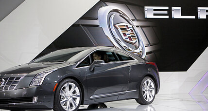 'The electric car is not dead,' says GM chief