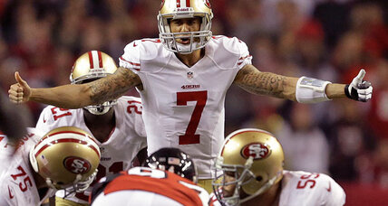 Did Jim Harbaugh know Colin Kaepernick was this good? (+video)