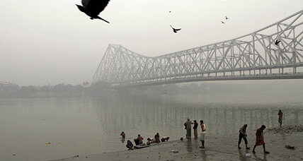 Famous bridge in India is in danger of coming down ... because of spit