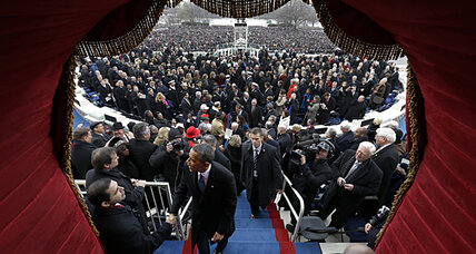 Inauguration 2013 speech: Obama puts energy, climate change in spotlight