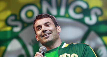 SuperSonics return? Seattle-based group will buy NBA's Kings.