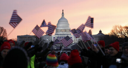 Inauguration 2013: For attendees, a time for pride, hope, marking history