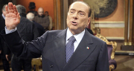 Could Silvio Berlusconi rise again to scramble Italian politics?