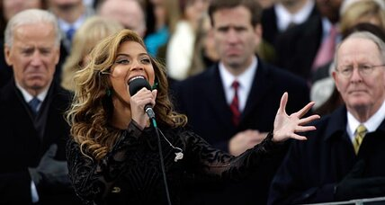 Beyoncé lip-sync: Did she sing national anthem after all? (+video)