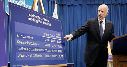 Jerry Brown's second act: With California budget balanced, what now?