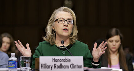 Hillary Clinton addresses Benghazi controversy