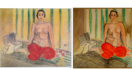 Mystery of the fake Matisse masterpiece leads to jail time