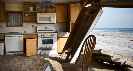 On battered Jersey shore, Sandy victims struggle with costs of climate change