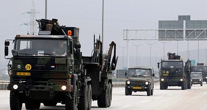 NATO set to activate Turkey missile defenses due to Syria